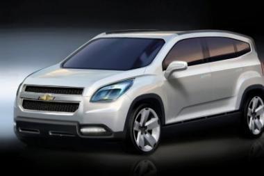 "Septynvietis ""Chevrolet"