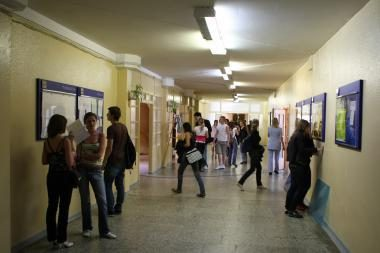 Nacionalinė moksleivių akademija ieško gabių vaikų