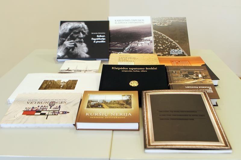 Klaipėdos knyga – 2012: uostamiestyje gimę leidiniai veda pajūriu