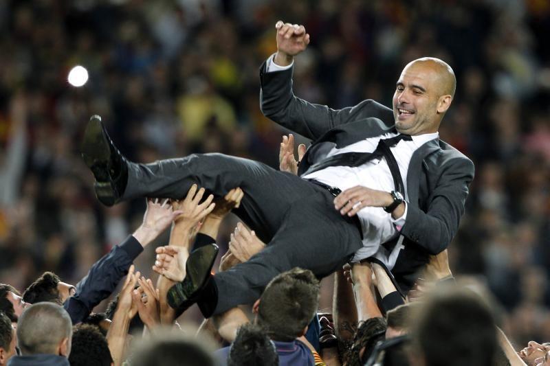 Gandai pasitvirtino: P. Guardiola nuo kito sezono kelsis į Vokietiją