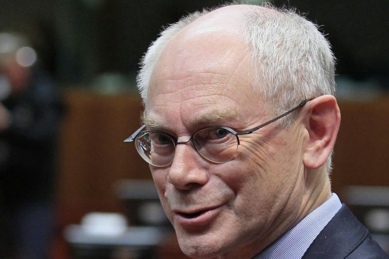 H. Van Rompuy ragina ES parlamentą pritarti taupiajam biudžetui