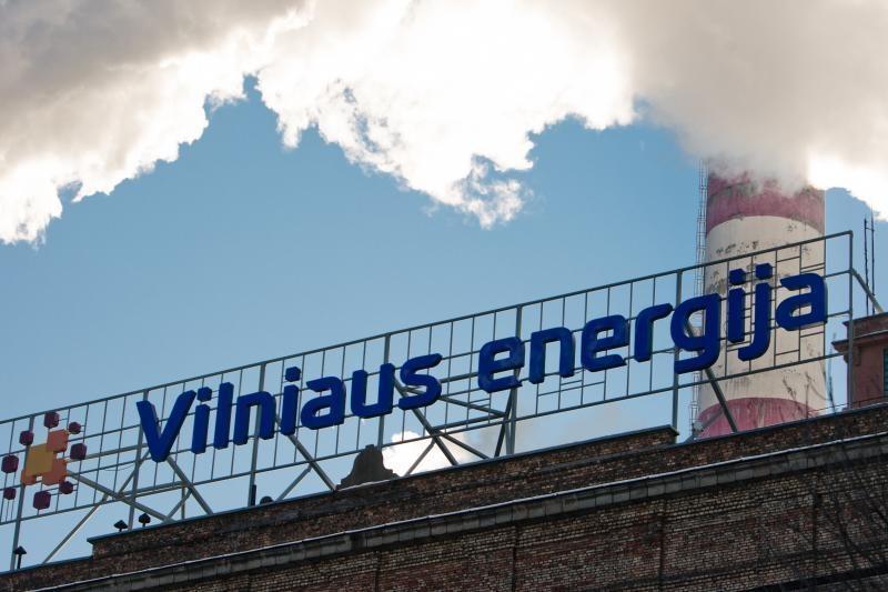 """""""Vilniaus energijos"""" grynasis pelnas pernai išaugo 19,4 proc."""