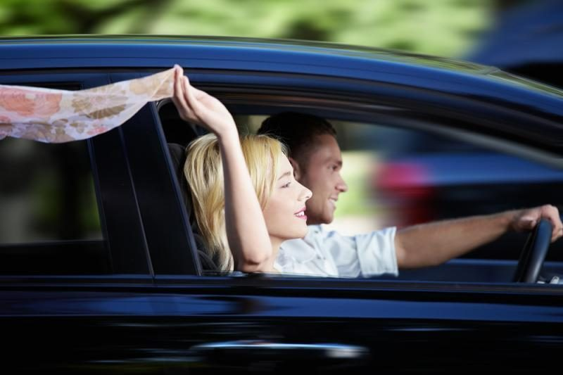 Vasarą vairuotojams pagalius į ratus kaišioja karštis
