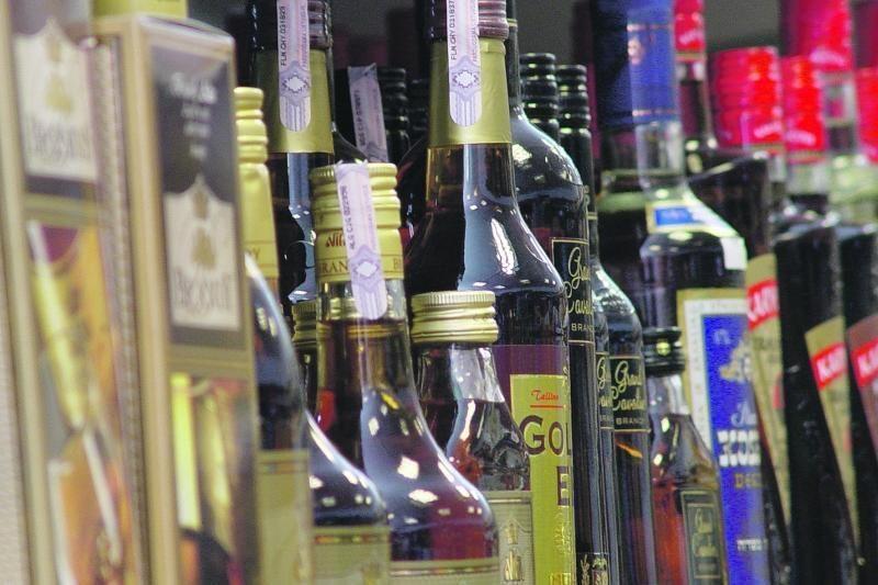 Alkoholio pramonės gerėjanti statistika nedžiugina