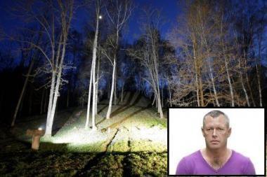 Kauno rajone surastas D.Kedžio kūnas (papildyta 9 val.)