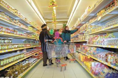 Vilniaus parduotuvėje - 135 produktai, kurių galiojimo laikas - pasibaigęs
