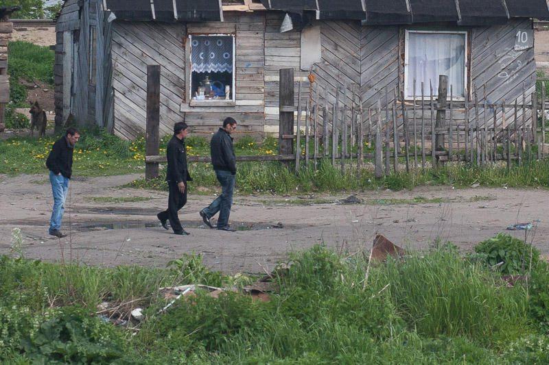 Vilniaus čigonų tabore klesti vergovė