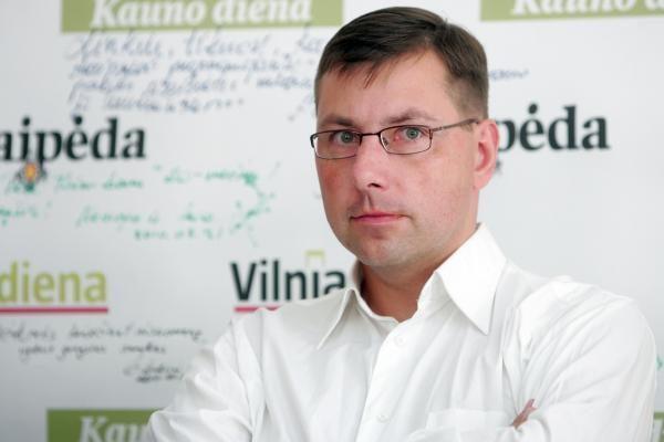 G.Steponavičius: Lietuvos studentų masinės emigracijos nėra