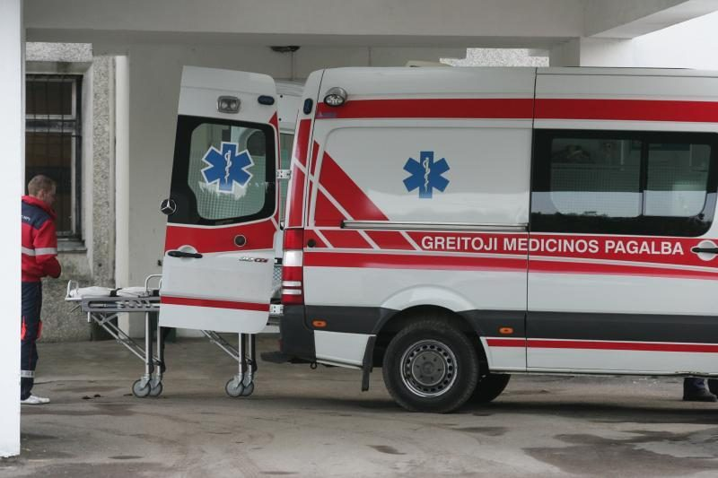 Per avariją Anykščių rajone žuvo du žmonės