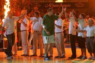 Ištraukti Europos vyrų krepšinio čempionato burtai