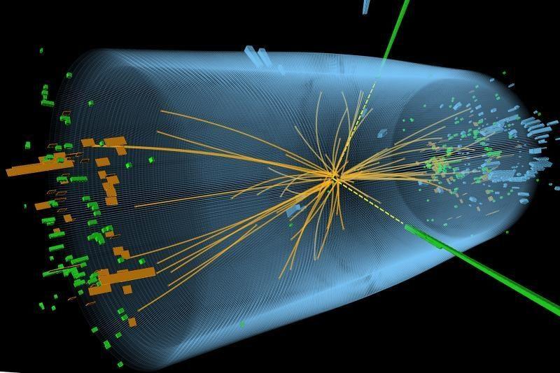Nauji duomenys stiprina hipotezę dėl Higgso bozono egzistavimo