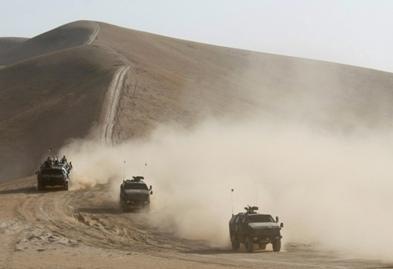 JAV jūrų pėstininkai Afganistane nukovė 400 sukilėlių