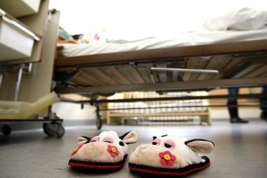 Vilniaus ligoninėje gydoma nuo kaimynės nukentėjusi nepilnametė