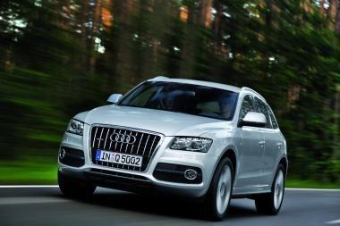 """Naujasis """"Audi Q5"""