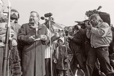 Istorikas: atkūrus Lietuvos Nepriklausomybę pasisekė visiems