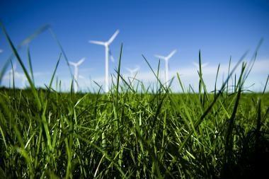 A.Sekmokas: naudojant saulės ir vėjo energijos šaltinius, augs šilumos kainos