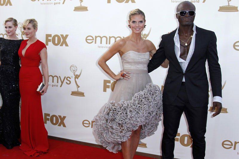"""Heidi Klum papasakojo apie išsiskyrimo su Sealu """"viesulą"""""""