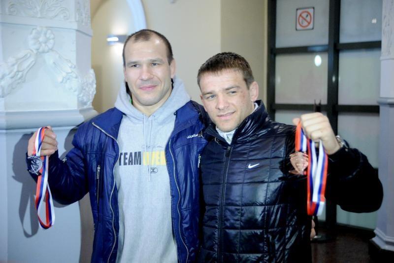 Imtynininkai: darysime viską, kad R. Bagdono taurė liktų Lietuvoje