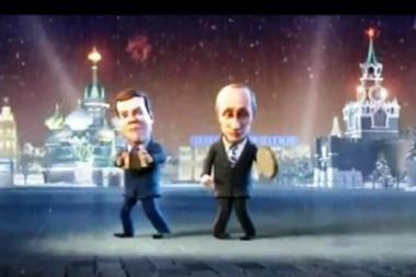 V.Putinas vis dar kontroliuoja D.Medvedevą, mano Rusijos gyventojai