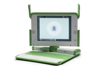 Į Europą atkeliauja OLPC kompiuteris