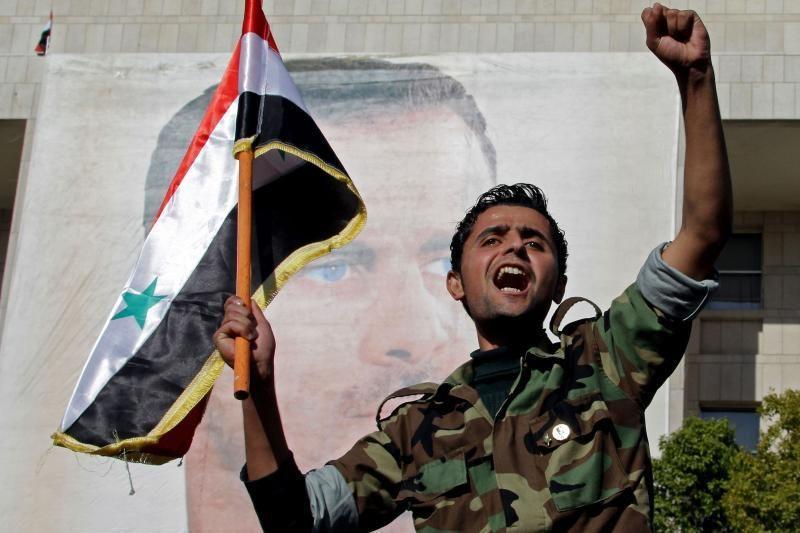 JT Generalinė Asamblėja pasmerkė smurtą Sirijoje