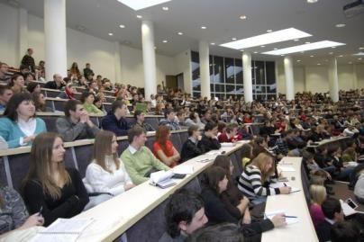 Verslumas, technologijos, studijos - konferencija Mykolo Romerio universitete