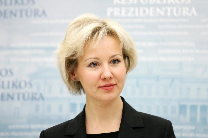 D.Korsakaitė giria naują prezidentės iniciatyvą dėl šilumos ūkio