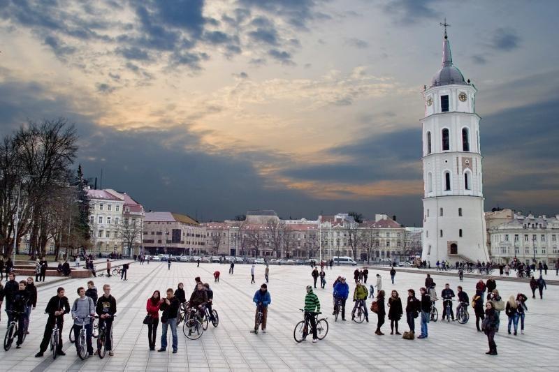 Apie nelaimes Vilniuje informuos ir bažnyčių varpai