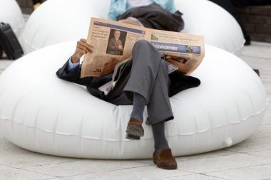Lėtėjančios ekonomikos pasekmes pajuto ne visi