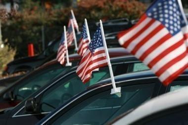 Vilniuje bus švenčiamas JAV Nepriklausomybės dienos minėjimas