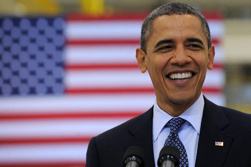 JAV prezidento populiarumo reitingai nusmuko iki 41 proc.
