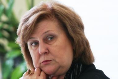 Vyriausybė nepritaria R. Šalaševičiūtės siūlymams dėl vaiko paėmimo iš šeimos