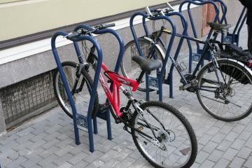 Meras siūlo valdininkams sėsti ant dviračių