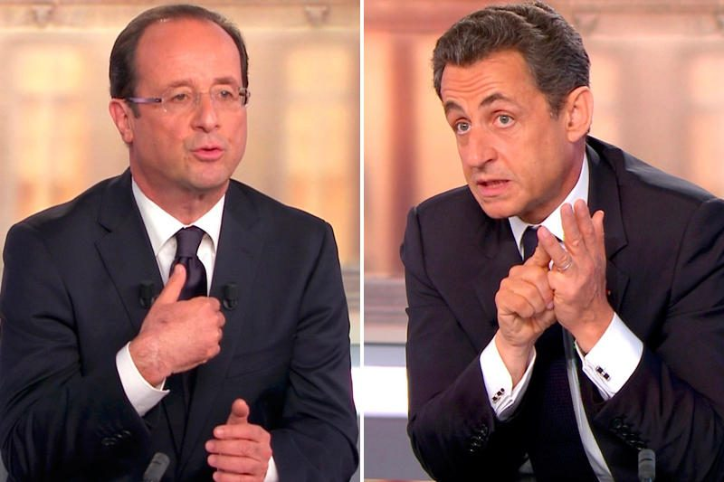 """""""Nuožmūs"""" debatai Prancūzijoje baigėsi be nugalėtojo"""