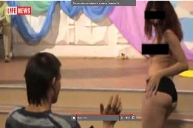 Rusijoje išaiškinta iškrypėlių pedofilų sekta