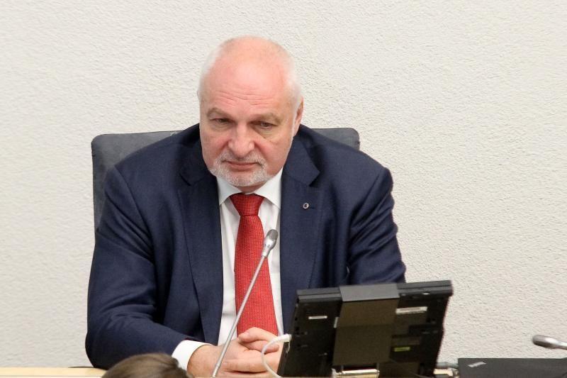 V.Mazuronis: skalūnų dujų ekspertų iš JAV patirtis Lietuvai pravers