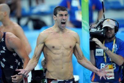 Amerikiečių plaukikas svajoja apie 8 medalius
