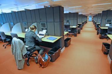 Apklausa: dauguma gyventojų tiki artimiausiu metu neprarasiantys darbo