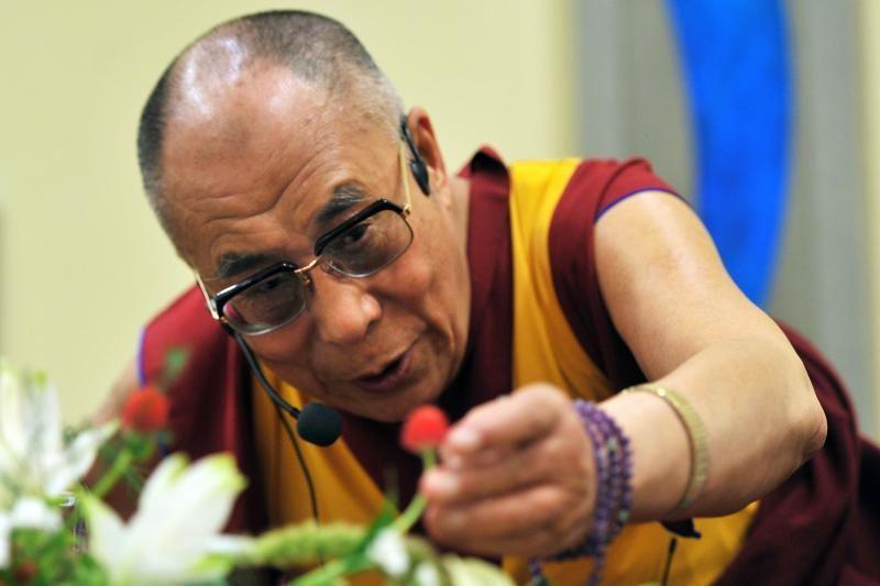 Britanijos ministrams buvo uždrausta susitikti su Dalai Lama