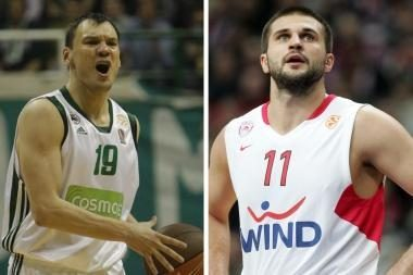 Graikijos krepšinio čempionato finale – lygiosios
