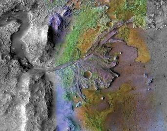 NASA: Marse yra vandens