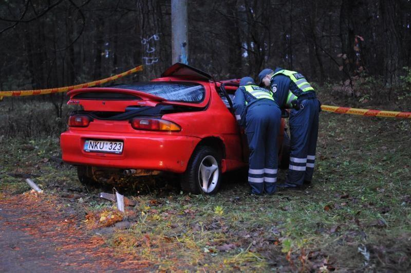 Išaiškėjo mįslingosios avarijos Vilniuje, Lizdeikos g., aplinkybės