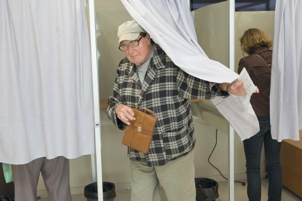 Išankstinis balsavimas truks kiek ilgiau