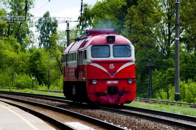 Mažeikiuose lokomotyvas mirtinai sužalojo moterį