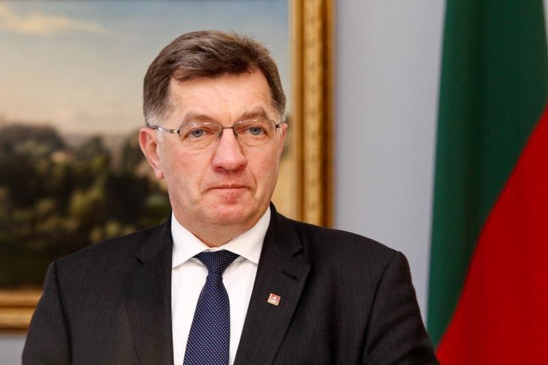 A. Butkevičius: kultūros viceministras paskubėjo dėl dvikalbių užrašų