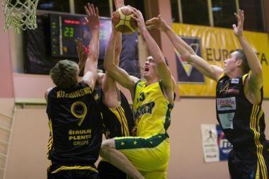 Trys Lietuvos komandų pergalės