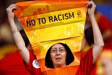 Rusijoje daugėja rasistinių išpuolių