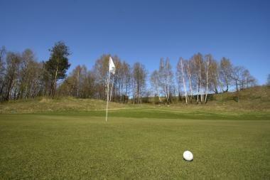 Rudens varžybos Sostinių golfo klube – vis dar tęsiasi