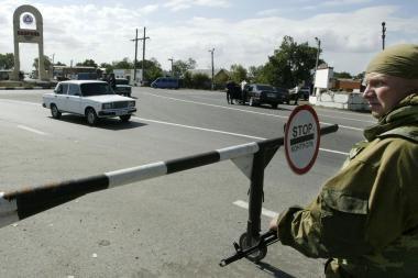 Ingušijos vidaus reikalų ministras išgyveno pasikėsinimą