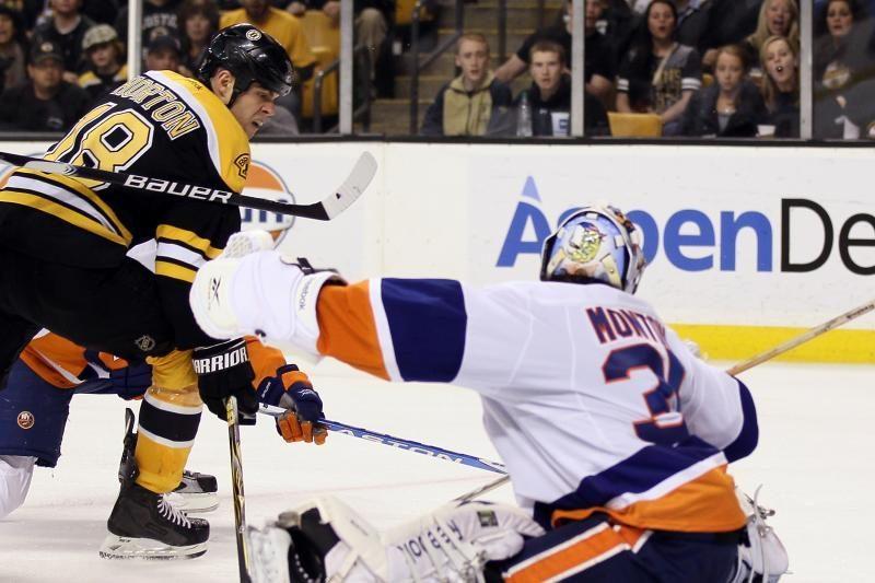 Bostono komanda tęsia pergalių seriją NHL lygoje